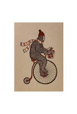 Pike Street Press Sasquatch Bike Holiday
