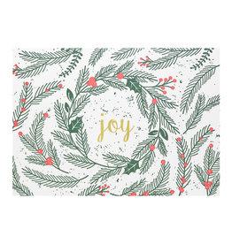 Pike Street Press Joy Spruce box of 10