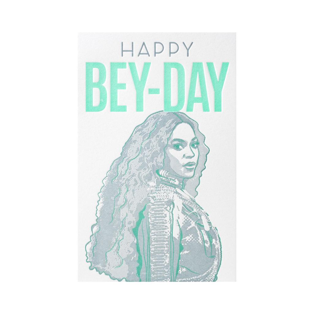 Pike Street Press Happy Bey-Day