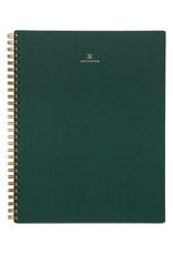 Appointed Notebook Hunter Lined