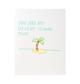 Iron Curtain Press You Are My Desert Island Pick
