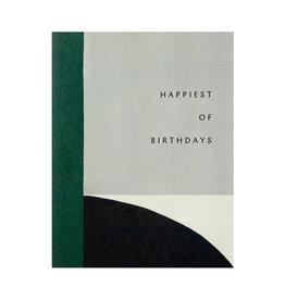 Moglea Arch Birthday Letterpress Card