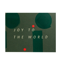 Moglea Joy To The World Green