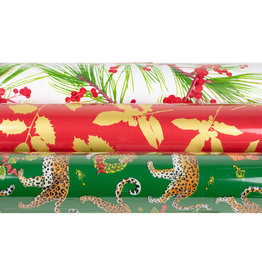 Oblation Papers & Press Red & Green Roll Wrap Trio