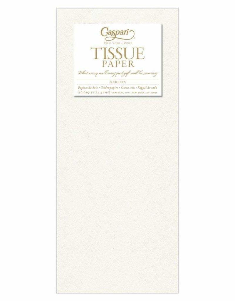 Caspari Ivory Tissue Paper Package 8 Sheets