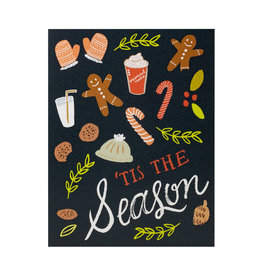 9th Letterpress Tis The Season