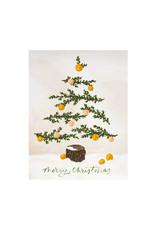 1Canoe2 Christmas Tree Tan Box of 8