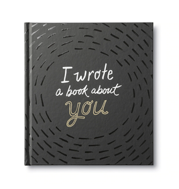I Wrote A Book About You - Fill-in Book