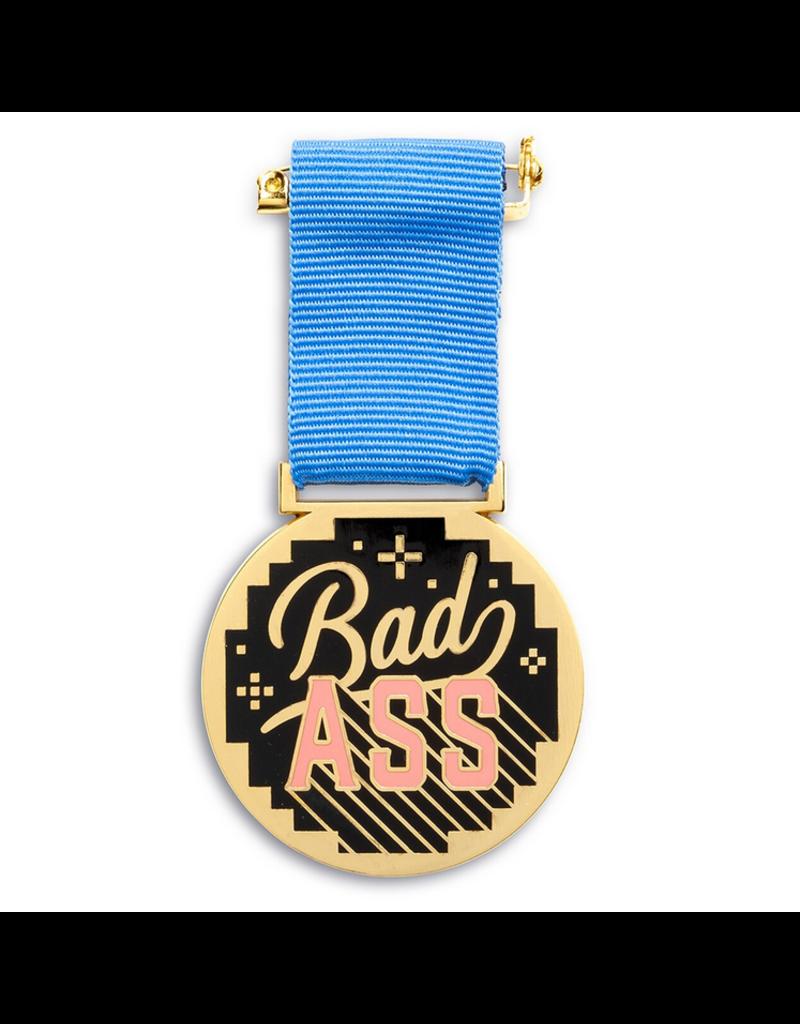 Bad Ass Medal