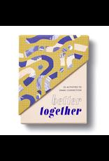 Better Together Activity Card Set