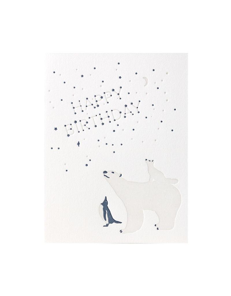 Lark Press Polar Bear Birthday