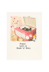 Paper Love Boutique Peace Love Rock n Roll