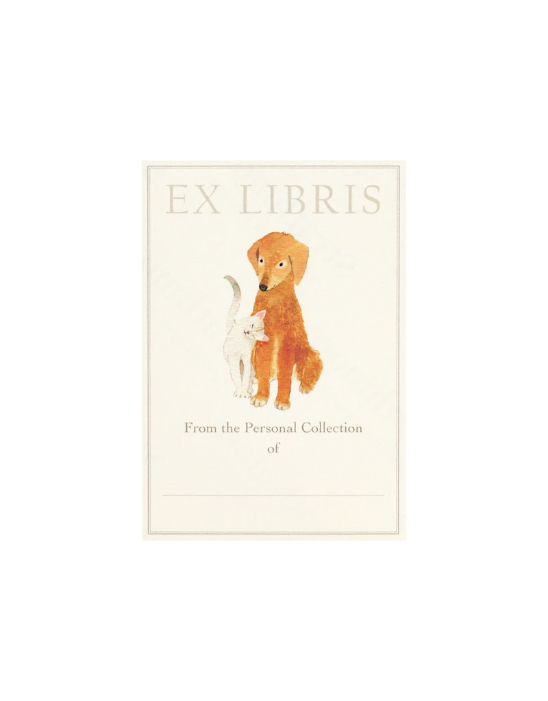 Felix Doolittle Friend in Need Bookplates