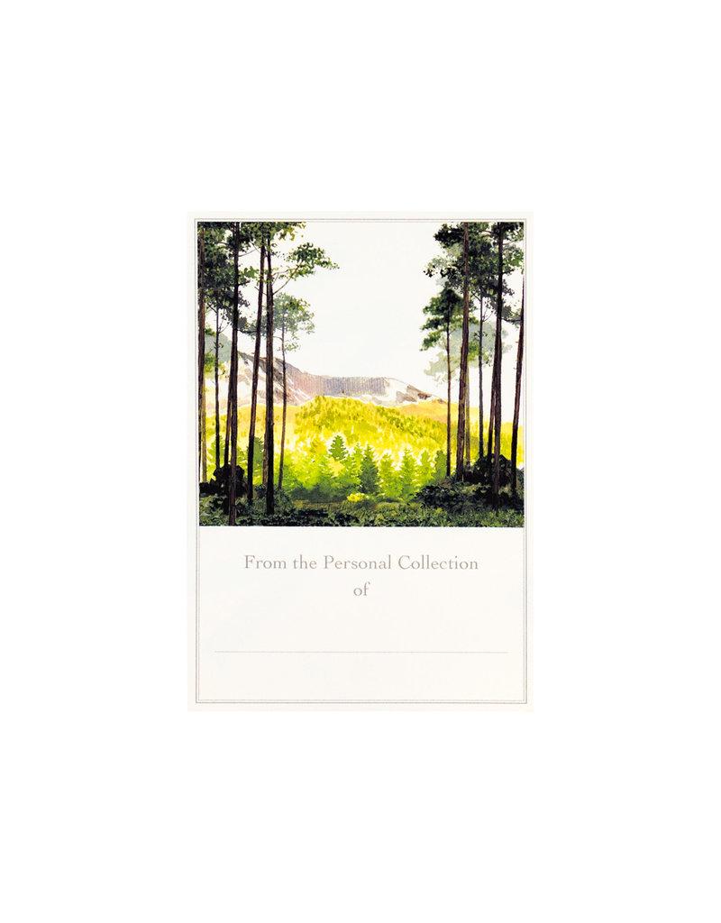 Felix Doolittle Open Sky Bookplates