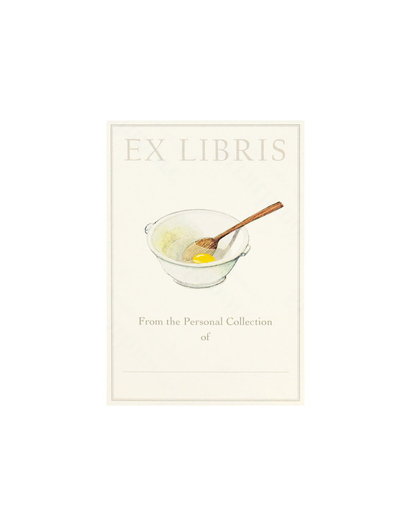 Felix Doolittle Real Simple Bookplates