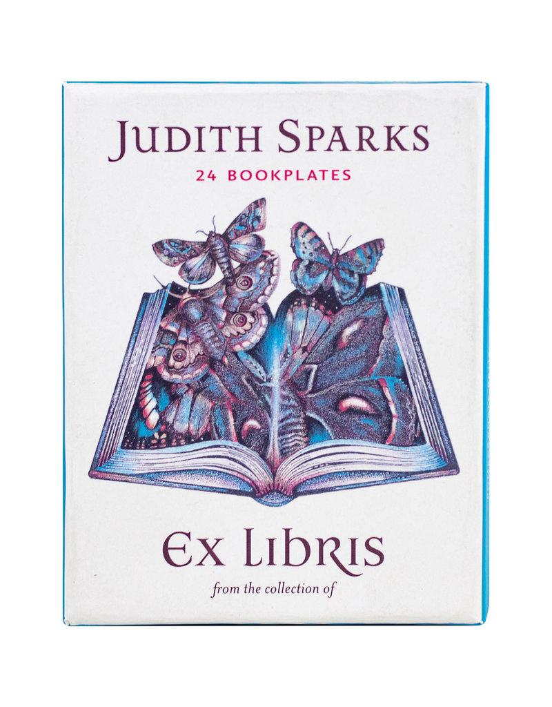 Pomegranate Judith Sparks: Butterflies Bookplates