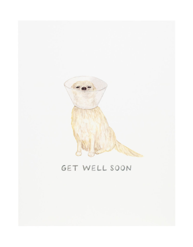 Amy Zhang Get Well Pup Support Card