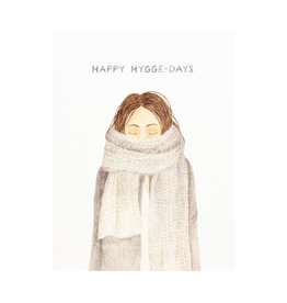 Amy Zhang Hygge Days Holiday Card