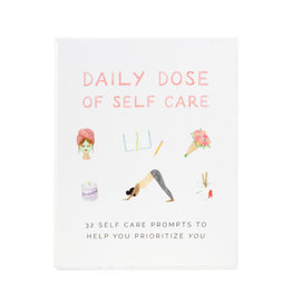 Amy Zhang Self-Care Card Deck