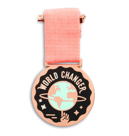 World Changer Medal