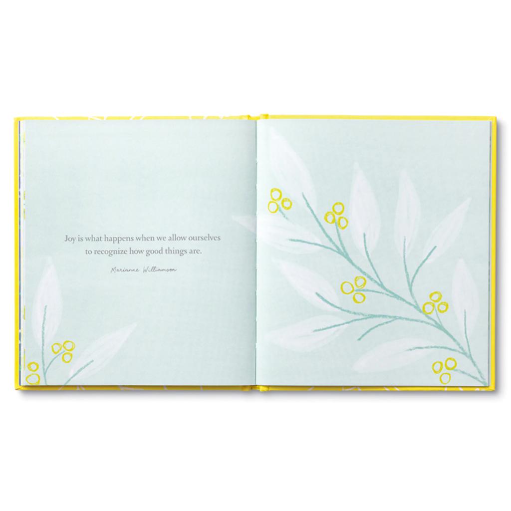 Happily Grateful Inspirational Book