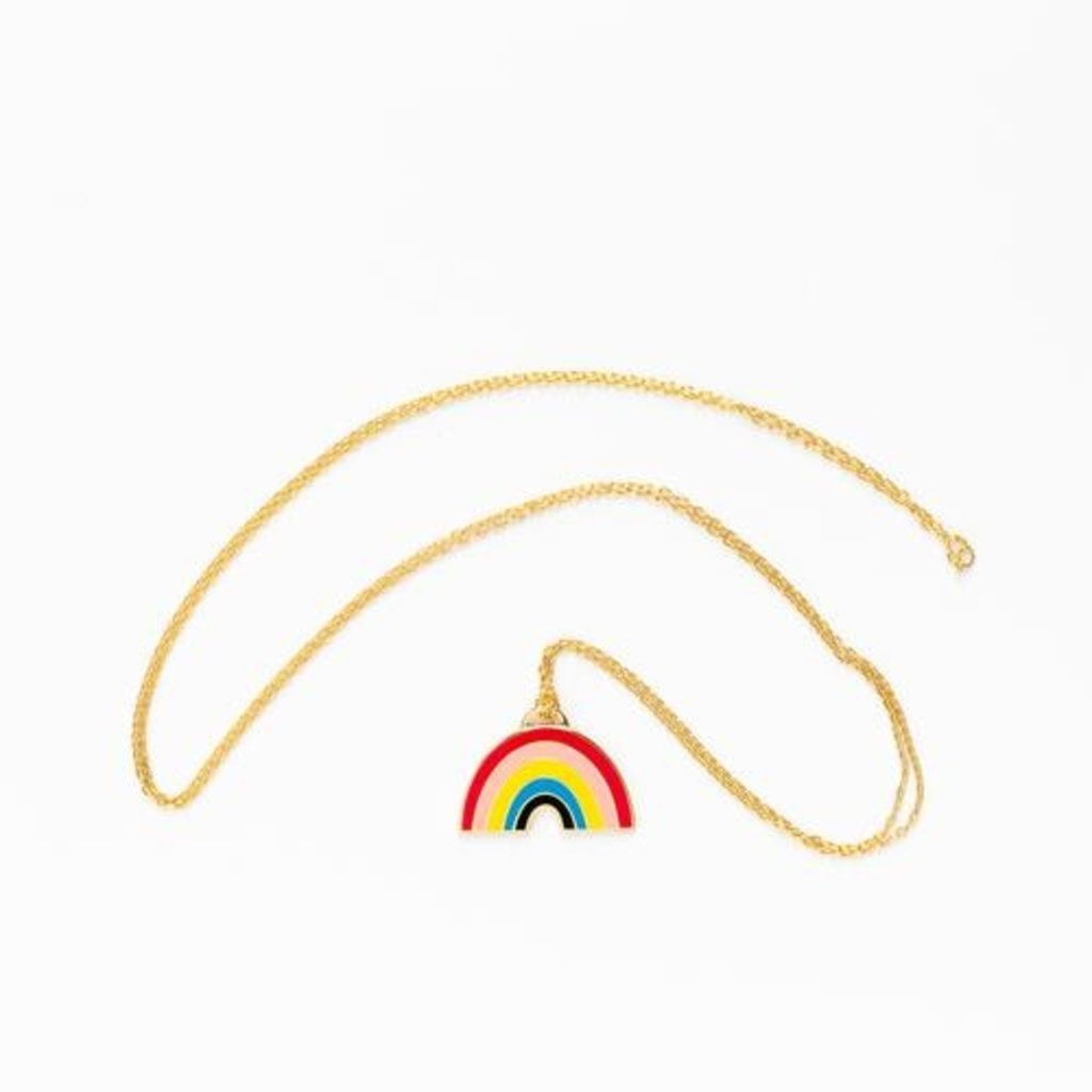 Yellow Owl Workshop Rainbow Pendant