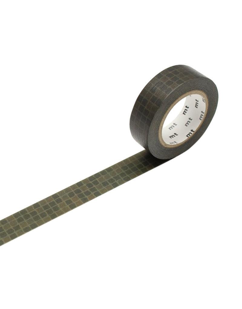 Wobble Tile Green Washi Tape