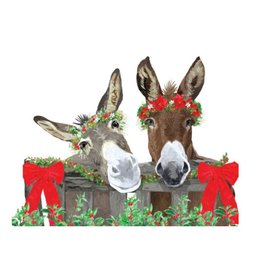 Allport Editions Donkey Holiday Boxed Notes