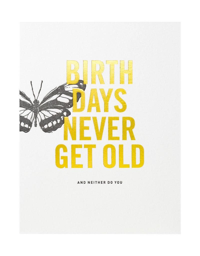 Woodsy Foxman Birthdays Never Get Old