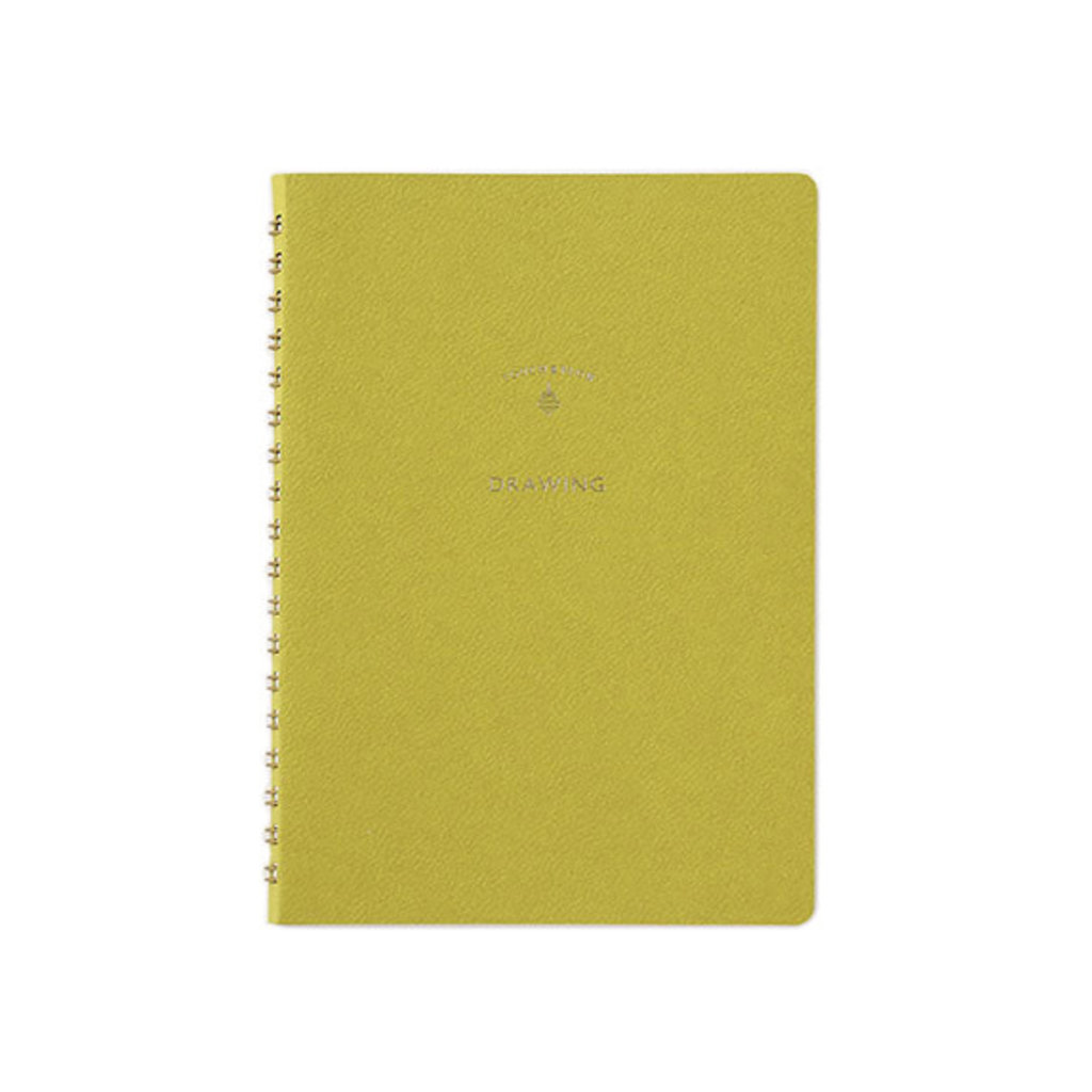 touch & flow drawing book - green