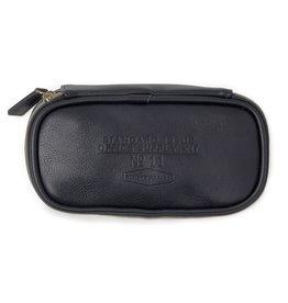 Standard Issue Black Vegan Leather Office Supply Kit