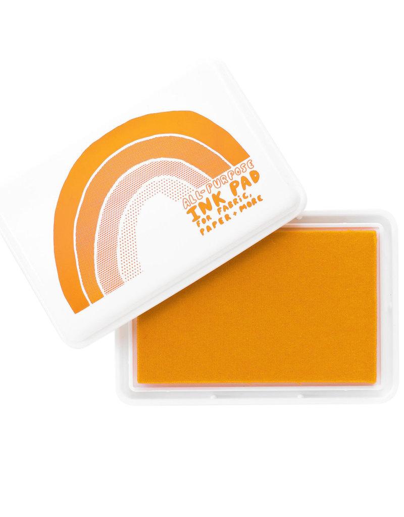 Yellow Owl Workshop Orange Ink Pad