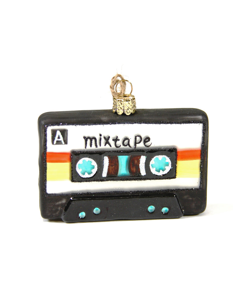 Mixtape Ornament