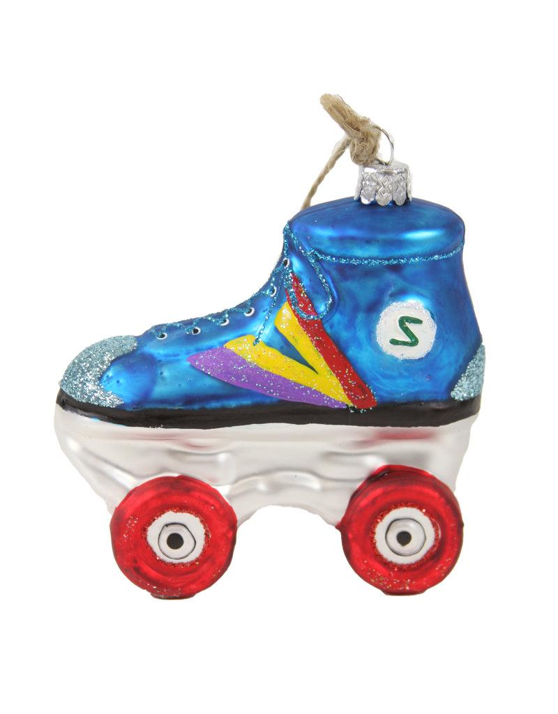 Rollerskate Ornament