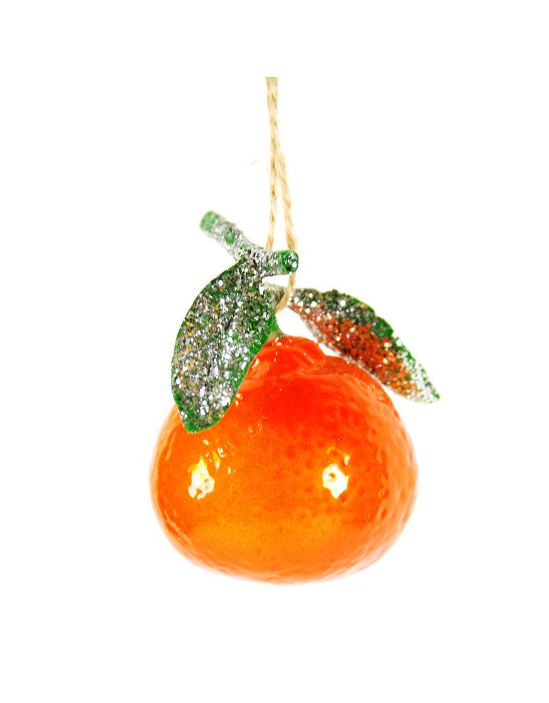 Tangerine Ornament
