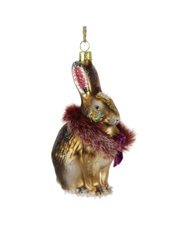 Arctic Hare Ornament