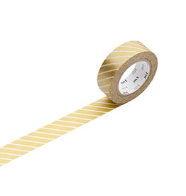 Stripe Gold Washi Tape