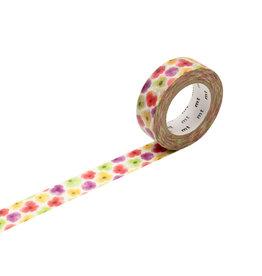 Pansy Washi Tape