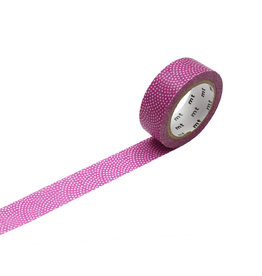 Samekomon Wakamurasaki Washi Tape