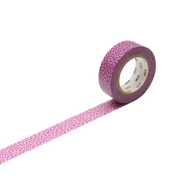 Petals Mujinagiku Sumire Violet Washi Tape