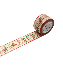 Candy Cane Washi Tape