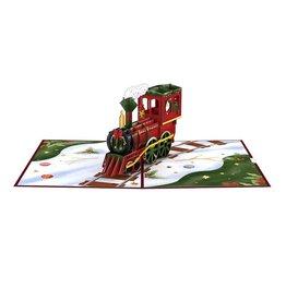 Lovepop Santa Train