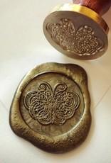 heypenman Butterfly Wax Seal Stamp