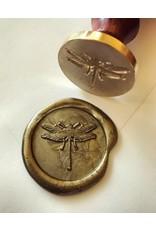 heypenman Dragonfly Wax Seal Stamp
