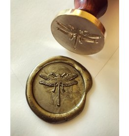 heypenman Dragonfly Wax Seal Stamp