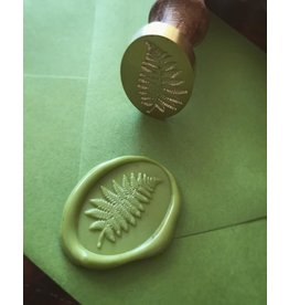 heypenman Fern Wax Seal Stamp