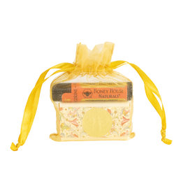 Citrus Soap with Lip Butter