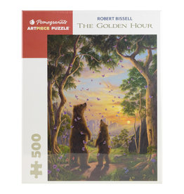 Pomegranate Robert Bissell The Golden Hour Puzzle 500 pc