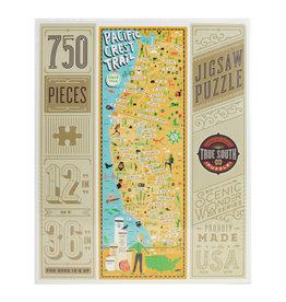 Pacific Crest Trail Puzzle 750 pc