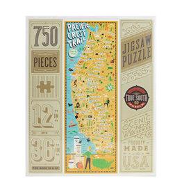 Pacific Crest Trail Puzzle 750 pc